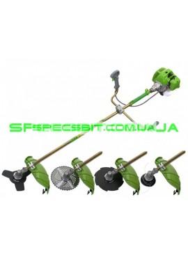 Бензиновая мотокоса Procraft (Прокрафт) T-4200 5,7 л.с. нож пила леска