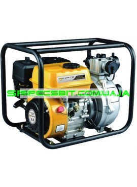 Бензиновая мотопомпа Forte FP20HP высокого давления