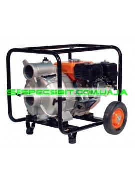 Мотопомпа Бригадир Professional WP-3TG для грязной воды