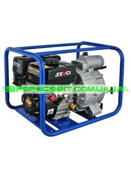 Бензиновая мотопомпа Senci SCWP80