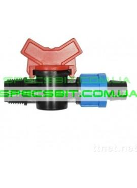 Кран для ленты с наружной резьбой 1/2 Santehplast (Сантехпласт)