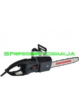 Цепная электропила Электромаш ПЦ-2500 2,5 кВт продольный двигатель