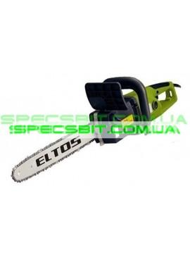 Цепная электропила Eltos (Элтос) ПЦ-2400 2,4 кВт продольный двигатель