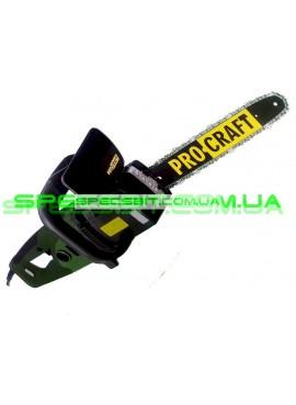 Цепная электропила Procraft (Прокрафт) K2600 2,6 кВт продольный двигатель