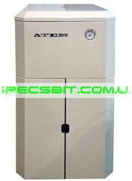 Котел комбинированный Житомир-9 КС-ГВ-020СН/АОТВ-15 АТЕМ газ/уголь двухконтурный