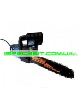 Цепная электропила Ижмаш Профи ИЦП-2600 2,6 кВт продольный двигатель двойная комплектация