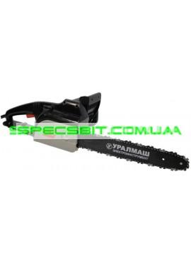 Цепная электропила Уралмаш ПЦ-2400 2,4 кВт поперечный двигатель
