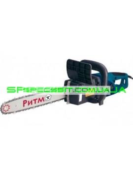 Цепная электропила Ритм ПЦ-2400 2,4 кВт продольный двигатель