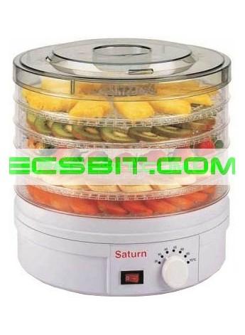 Сушилка для овощей и фруктов (Сатурн) Saturn ST-FP8504