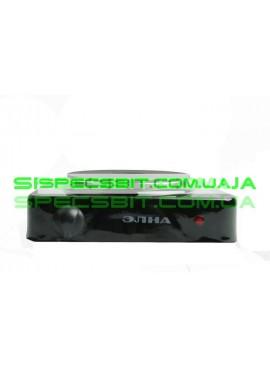 Электроплитка одноконфорочная Элна-001 чугунная конфорка