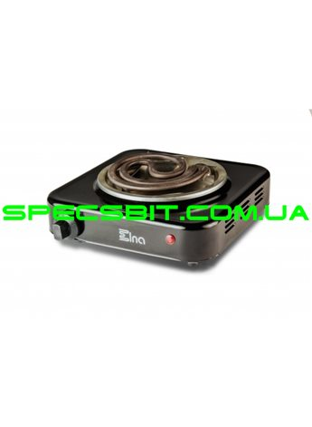 Электроплитка одноконфорочная Элна-100Н спираль тонкая
