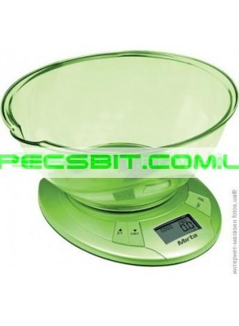 Весы кухонные MIRTA (Мирта) SKE 325 G