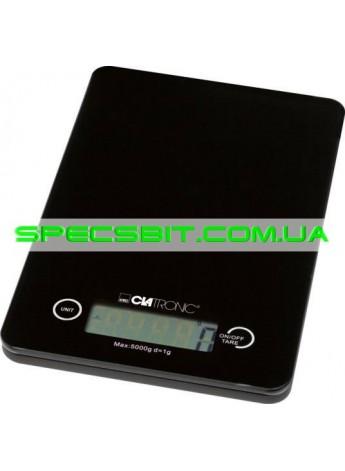 Весы кухонные CLATRONIC (Клатроник) KW 3366