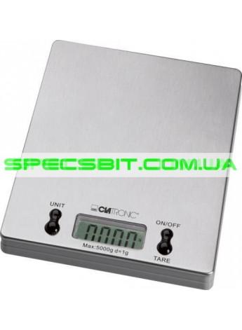 Весы кухонные CLATRONIC (Клатроник) KW 3367