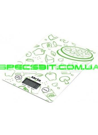 Весы кухонные MIRTA (Мирта) SKE 305 G