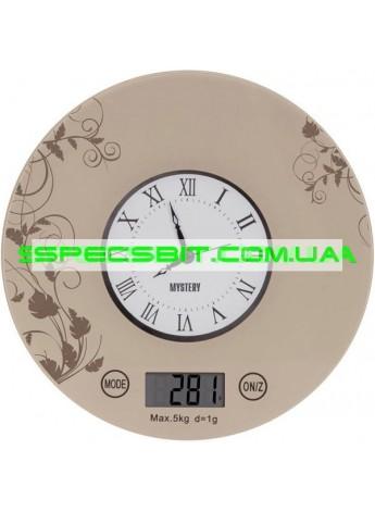 Весы кухонные MYSTERY (Мистери) MES-1818