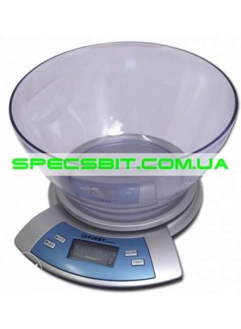 Весы кухонные First (Фест) FA-6406