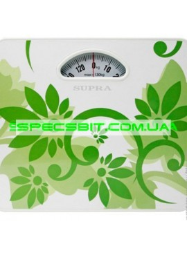 Весы напольные SUPRA (Супра) BSS-4060 green