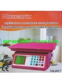 Весы торговые электронные Nokasonic (Нокасоник) 4017
