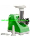 Электрическая мясорубка Белвар КЭМ-36/220-4 Мод 23 светло-зеленая