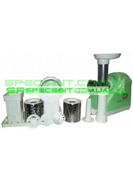 Электромясорубка Белвар КЭМ-36/220-4 Мод 24 светло-зеленая