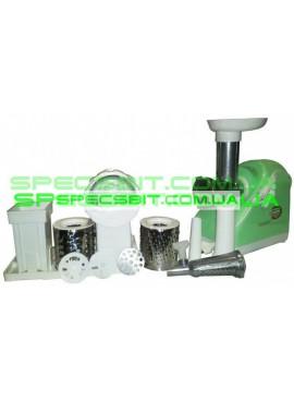 Электромясорубка Белвар 220-4 Мод 25 светло-зеленая