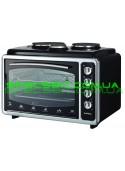 Электрическая духовка Asel (Асель) AF-0127 с 3-мя плитами