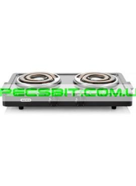 Электроплитка двухконфорочная Мечта 211T спиральный ТЭН