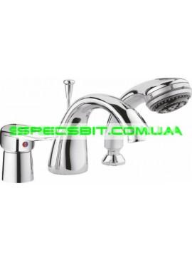 Смеситель для ванны Haiba (Хайба) Hansberg 022 (3 hole)
