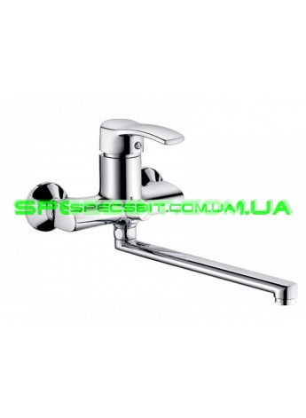 Смеситель для ванны Haiba (Хайба) Focus 006 Евро