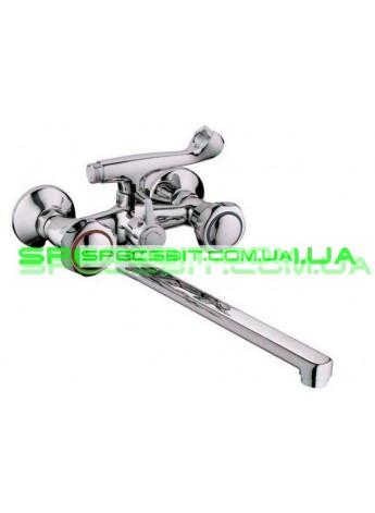 Смеситель для ванны Haiba (Хайба) Mega 140