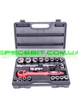 Набор инструментов Intertool (Интертул) ЕТ-6021 21 предмет