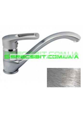 Смеситель для кухни Haiba (Хайба) Hansberg stainless steel 012
