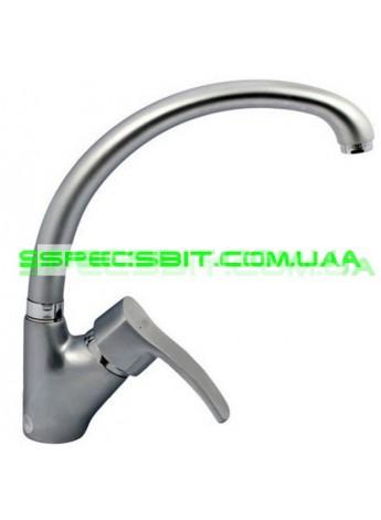 Смеситель для кухни Haiba (Хайба) Focus stainless steel U-011
