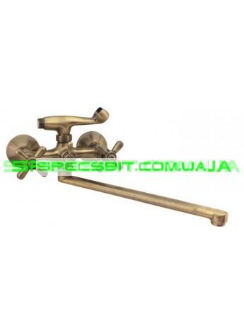 Смеситель для ванны Haiba (Хайба) Dominox bronze 143
