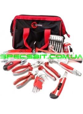 Набор инструментов Intertool (Интертул) BX-1000 Домашний помощник 25 предмета