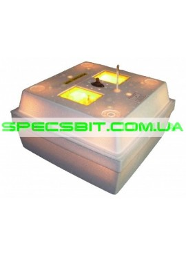 Мини инкубатор Кривой Рог МИ-30 ручной переворот на 80 яиц, мебранный