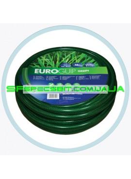 Шланг для полива Tecnotubi (Технотуби) Euro Guip Green 1/2 12мм 25м