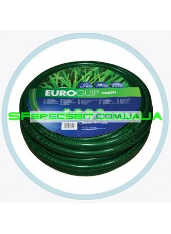 Шланг для полива Tecnotubi (Технотуби) Euro Guip Green 1/2 12мм 50м