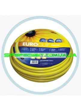 Шланг для полива Tecnotubi (Технотуби) Euro Guip Yellow 1/2 12мм 50м