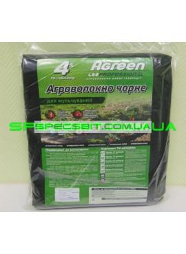 Агроволокно мульчирующее Agreen (Агрин) 50 г/м2 1,6-10 черное
