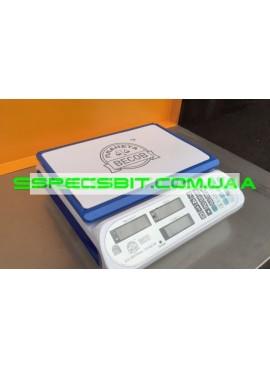 Весы торговые Планета Весов ПВП-Т-1-40-810 белые