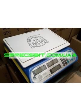 Весы торговые Планета Весов ПВП-Т-1-40-810 синие
