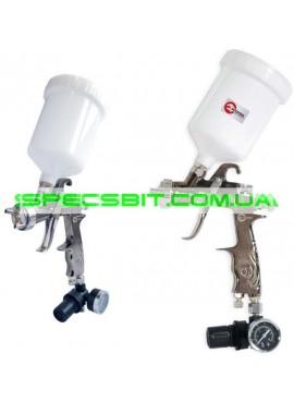 Краскопульт пневматический Intertool (Интертул) PT-0130