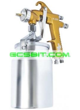 Краскопульт пневматический Intertool (Интертул) PT-0221