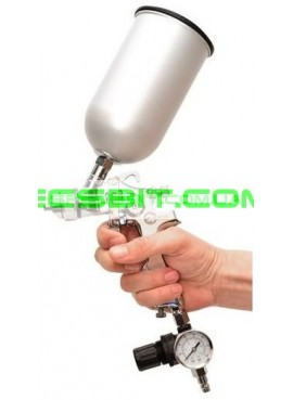 Краскопульт пневматический Intertool (Интертул) PT-1505
