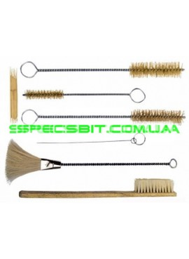 Комплект для чистки краскопультов Intertool (Интертул) PT-0290