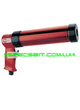 Пистолет для выдавливания силикона пневматический Intertool (Интертул) PT-0601