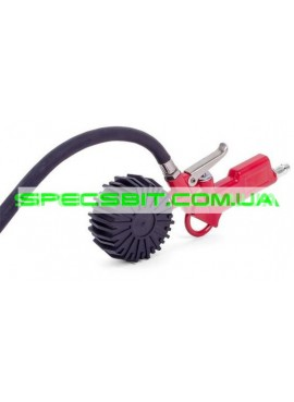 Пистолет для подкачки колес с манометром Intertool (Интертул) PT-0503