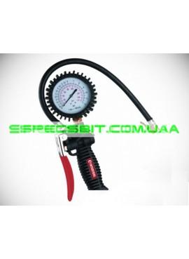 Пистолет для подкачки колес с манометром профессиональный Intertool (Интертул) PT-0510